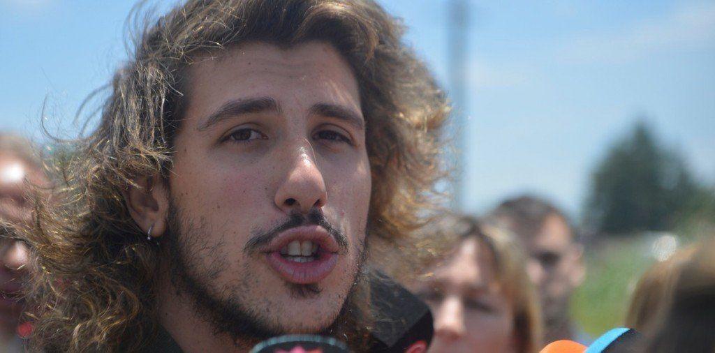 Rodrigo Eguillor denunció a una joven por abuso sexual