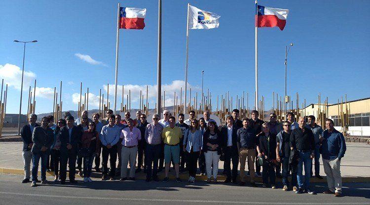 Comitiva tucumana participó de una misión comercial en Iquique