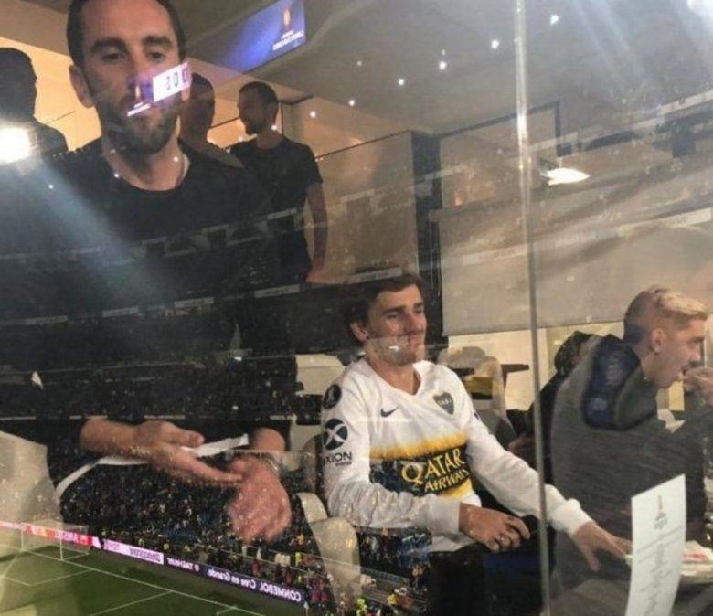 Antoine Griezmann, un campeón del mundo hincha de Boca