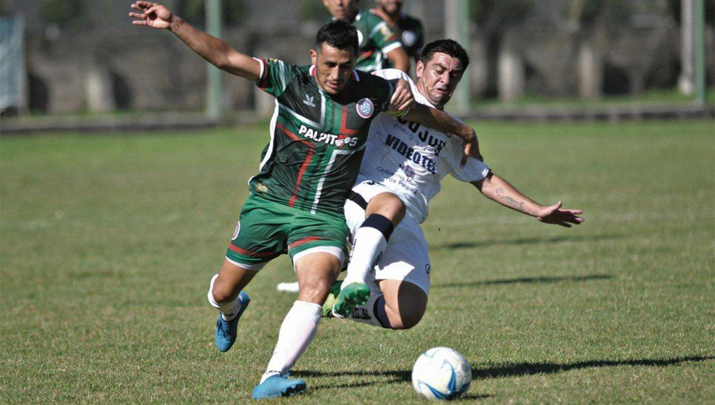 San Jorge goleó a Altos Hornos Zapla y avanzó a la segunda fase