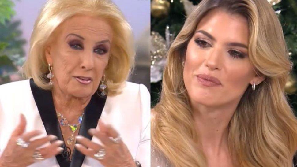 Mirthe Legrand le criticó en vivo su homenaje en Showmatch a Maria del Cerro