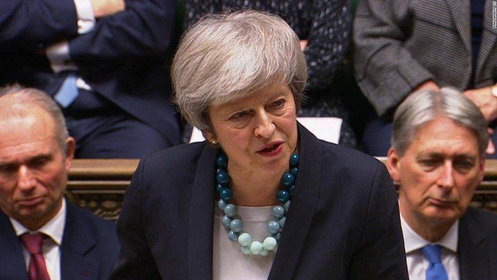 Gran Bretaña no tratará la votación por el Brexit esta semana