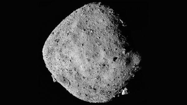 Descubren agua en un asteroide que se dirige a la Tierra