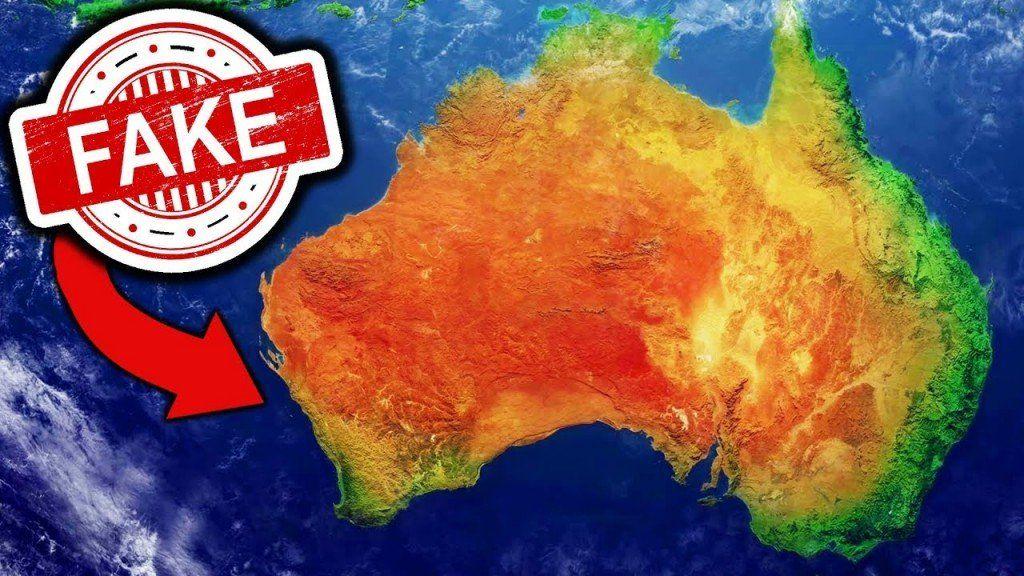 Terraplanistas afirman que Australia no existe y denuncian conspiración