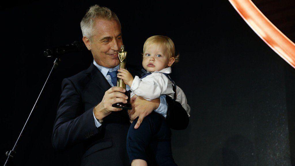 Mirko, el hijo de Marley, fue el gran ganador en la noche de los Martín Fierro Digital