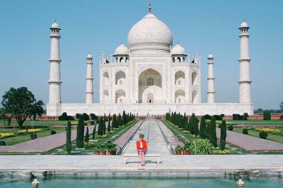 Sabías que el  Taj Mahal correo peligro de desaparecer?