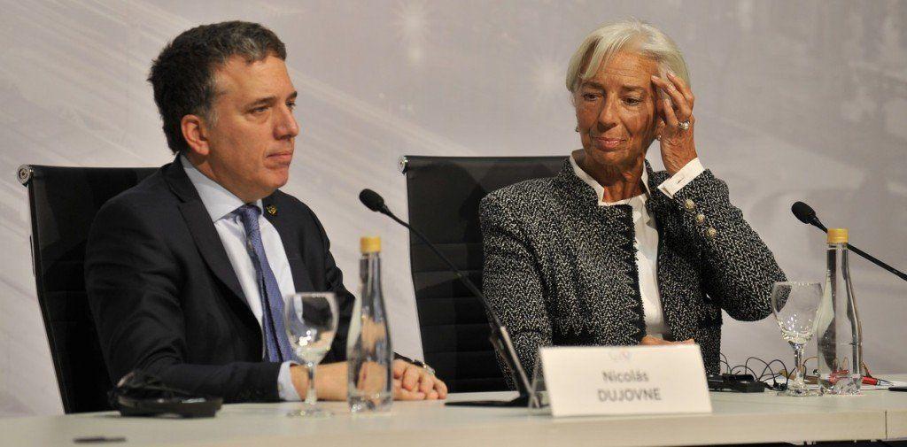 El Gobierno se reunirá con el FMI antes de Navidad para recibir un desembolso de USD 7.600 millones