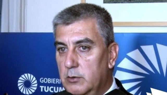 """Ibáñez dijo que Tucumán no adherirá a las """"nuevas medidas"""" de Patricia Bullrich"""