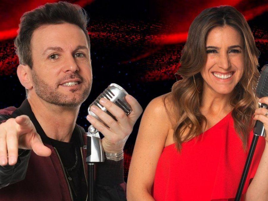 Axel y la Sole conmovieron con la interpretación de ´No es No´, en La Voz Argentina