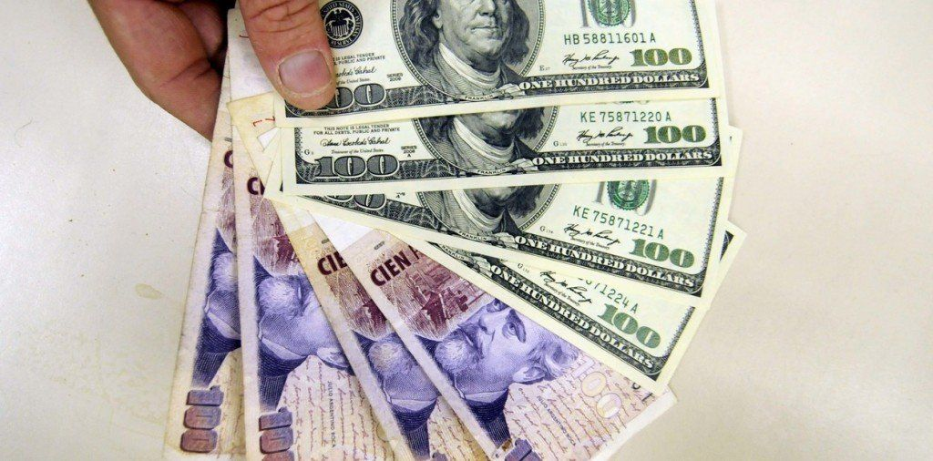 El dólar volvió a subir tras operaciones del Banco Central