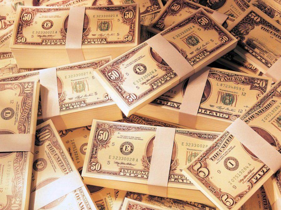 El dólar cerró la semana por encima de los $39