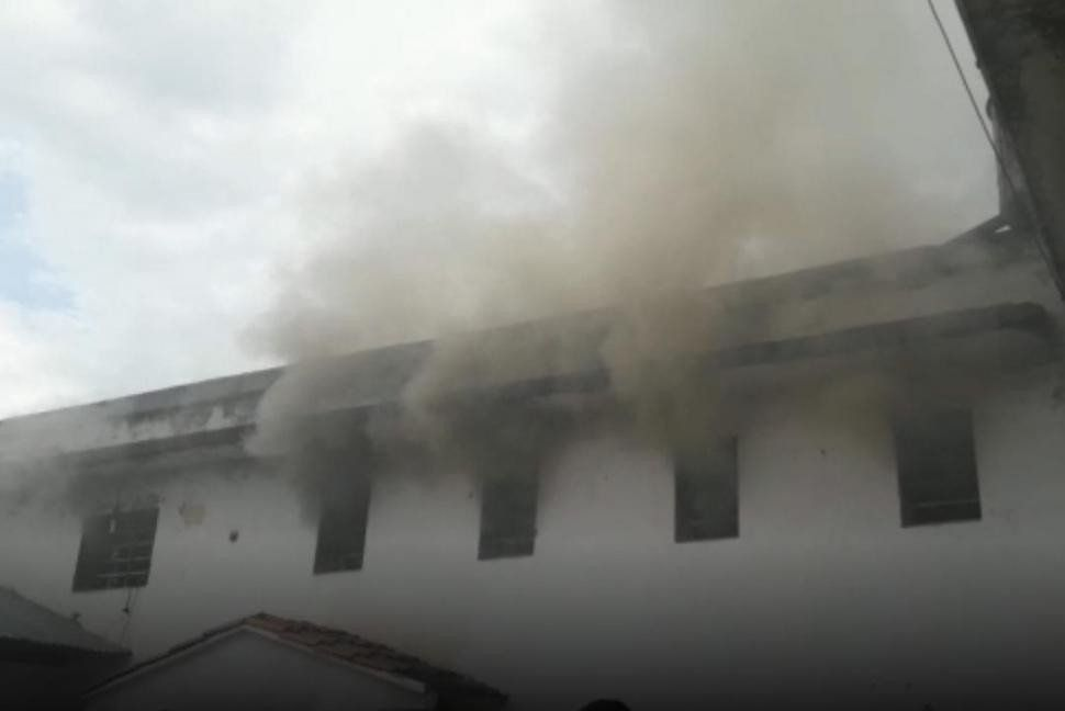 La Policía logró controlar un motín en la comisaría de Simoca