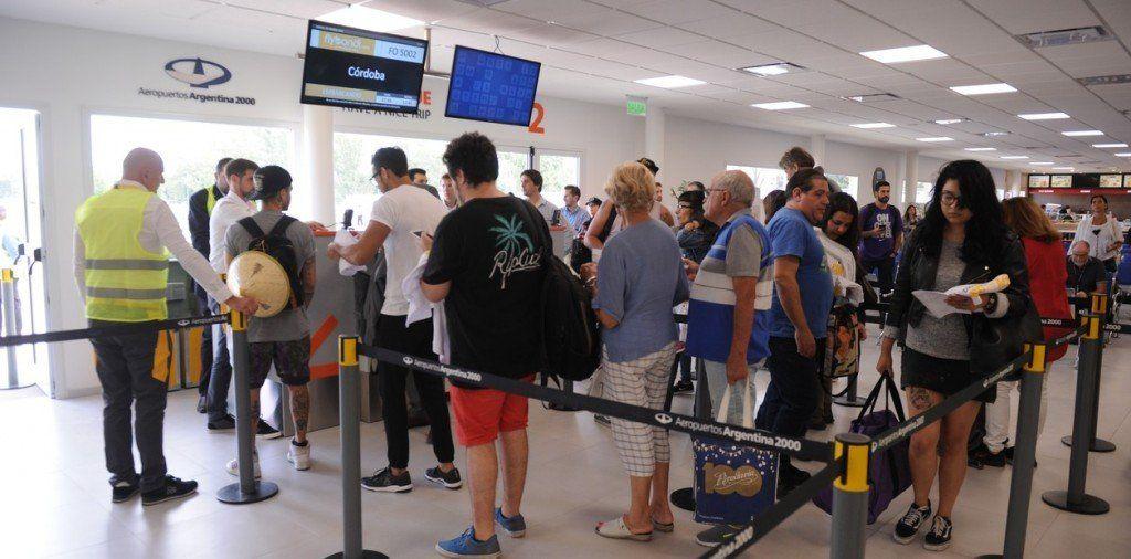 Arrancan los vuelos internacionales desde el aeropuerto de El Palomar
