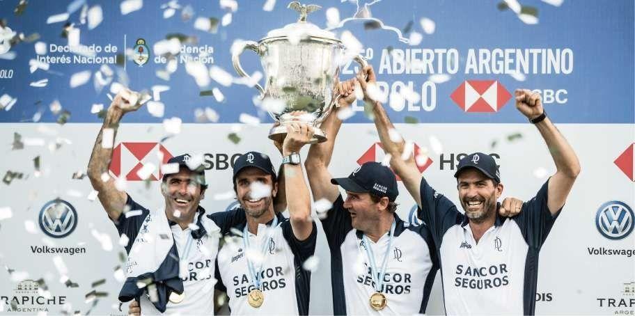 La Dolfina venció a Las Monjitas y se consagró campeón del Abierto de Palermo por sexta edición consecutiva
