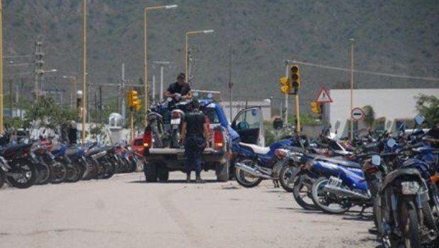 Un centenar de vehículos fue secuestrado el fin de semana en Catamarca