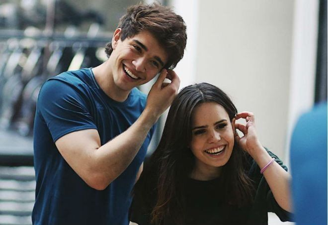 Sofi Morandi y Julián Serrano son los primeros finalistas del Bailando 2018