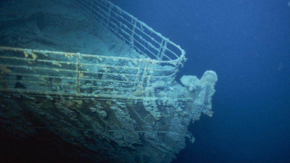 Titanic: conocé la verdadera historia del hallazgo de sus restos