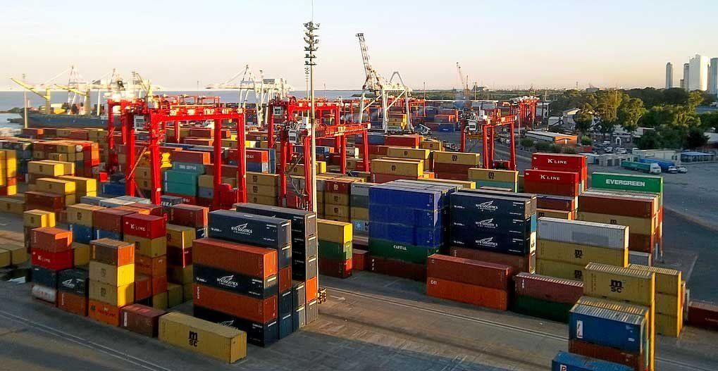 La paralización de la actividad económica aportó al desplome de las importaciones