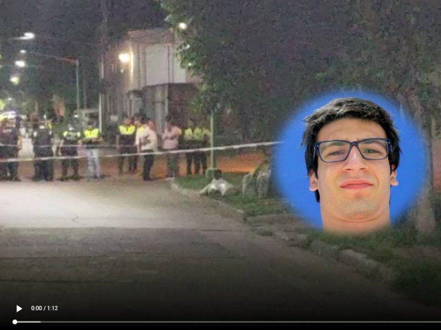 Identifican al joven que murió tras el intento de robo de su moto