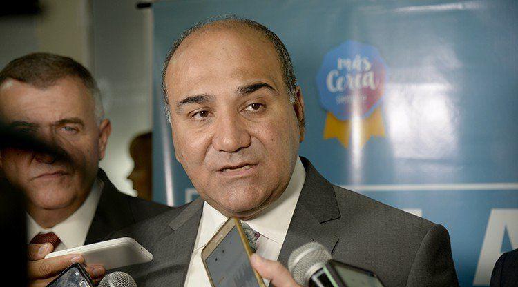 Manzur pide que el Gobierno nacional modifique la política económica