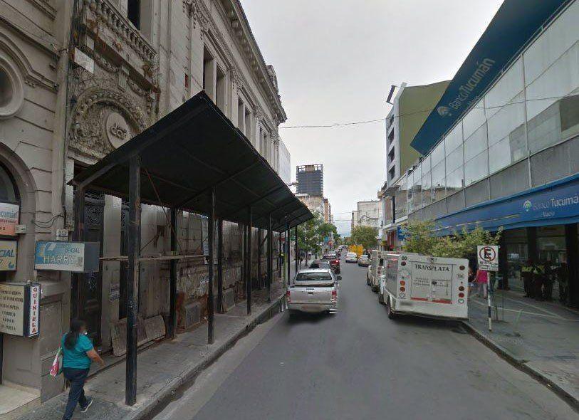 Expertos de la FAU piden que se reconsidere la demolición del ex Banco Francés