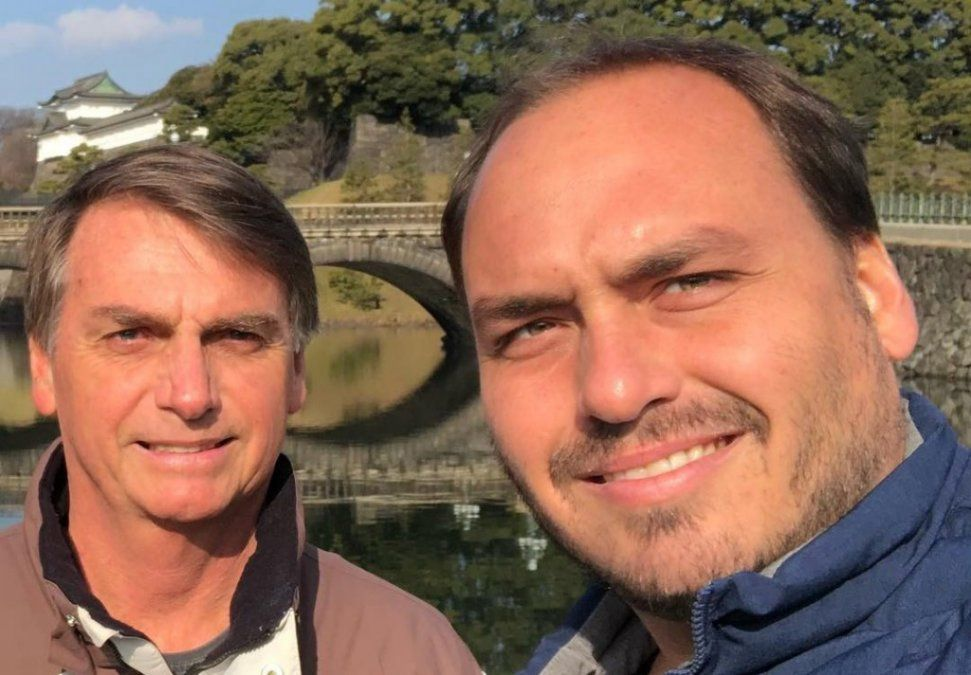 Hacienda brasileña vinculó a la familia Bolsonaro en casos de corrupción