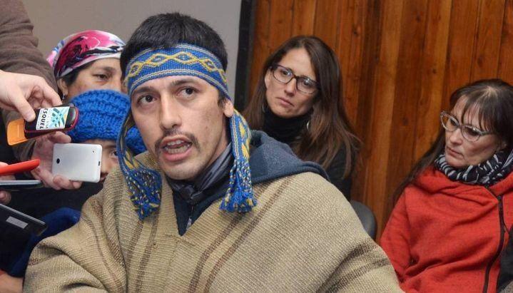 Condenaron a Facundo Jones Huala a nueve años de cárcel en Chile
