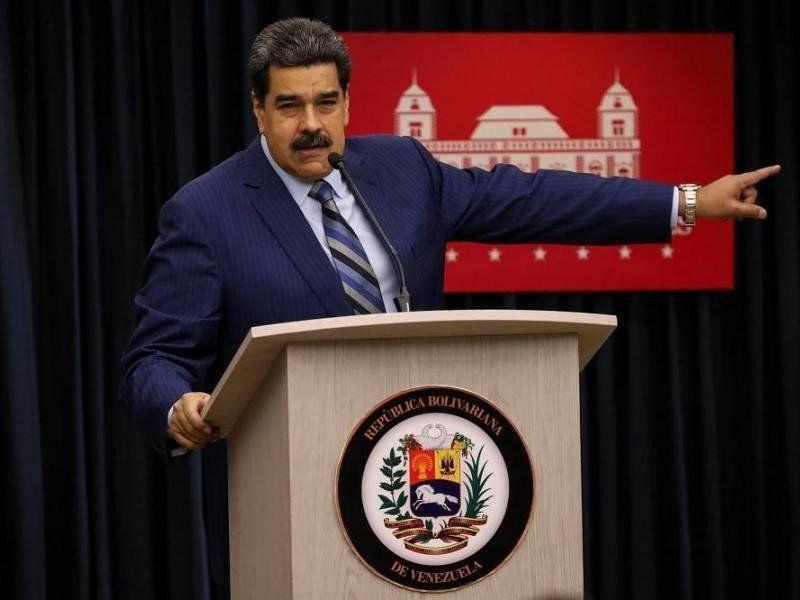 Maduro acusó al nuevo gobierno brasileño de querer meter al ejército en Venezuela