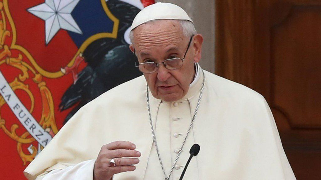 El Papa dijo que la Iglesia nunca más encubrirá los abusos sexuales