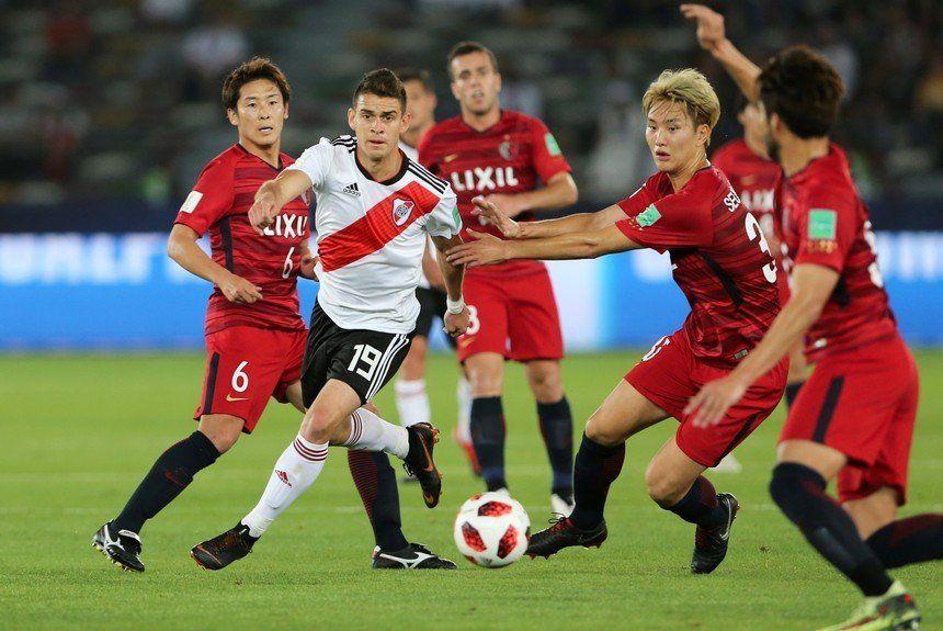 River goleó al Kashima y se quedó con el tercer puesto
