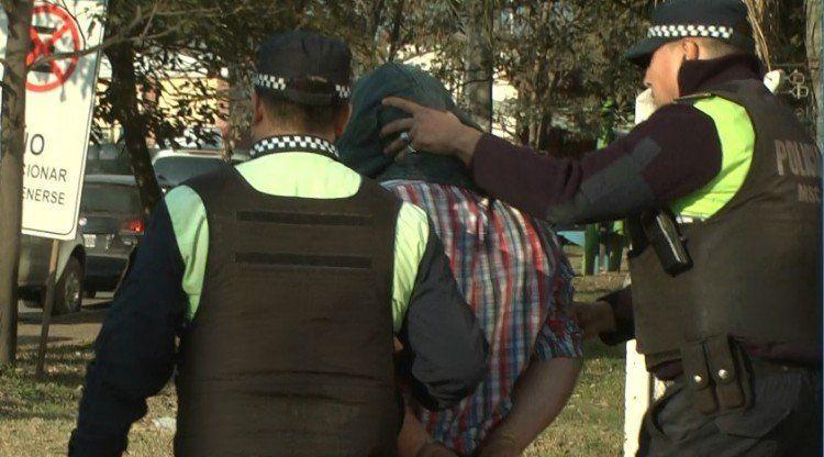 Crimen de Marcos Sáez: Dos jóvenes fueron detenidos en el barrio Juan XXIII