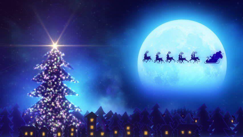 Con esta página podés seguir a Papa Noel a donde vaya
