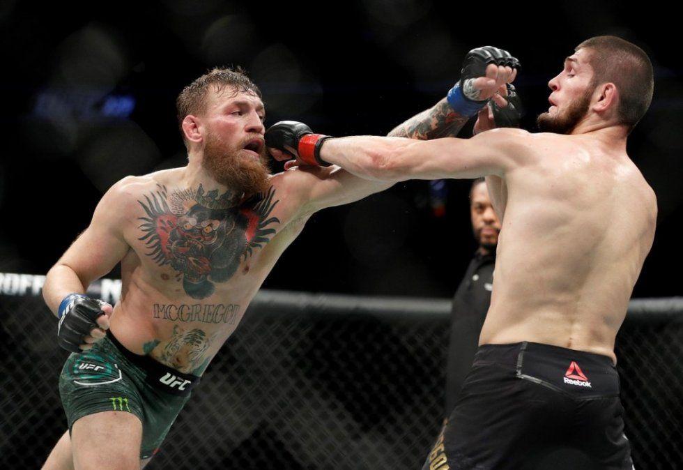 UFC negocia la revancha entre Khabib Nurmagomedov y Conor McGregor