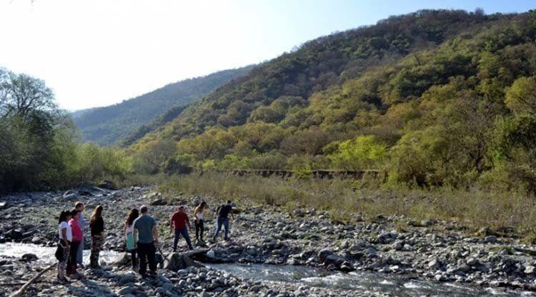 San Pedro de Colalao inicia su temporada de verano y apuesta al turismo