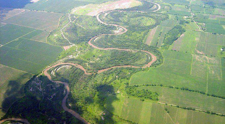 Las obras en el río Balderrama beneficiarán a 1400 productores
