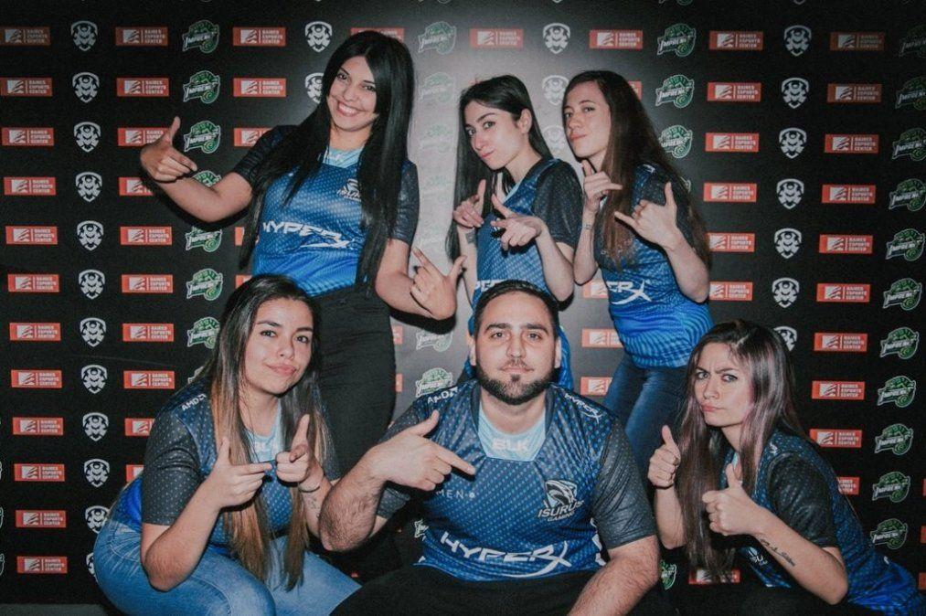 Las mujeres le dieron la última alegría del año a los eSports argentinos