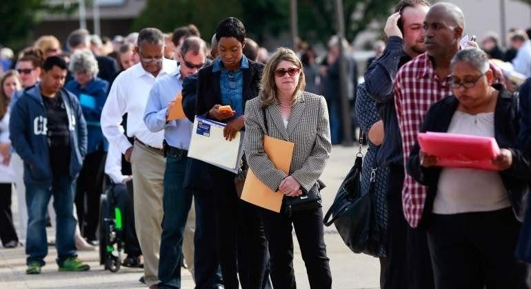 Se perdieron 120.000 puestos de trabajo en 12 meses