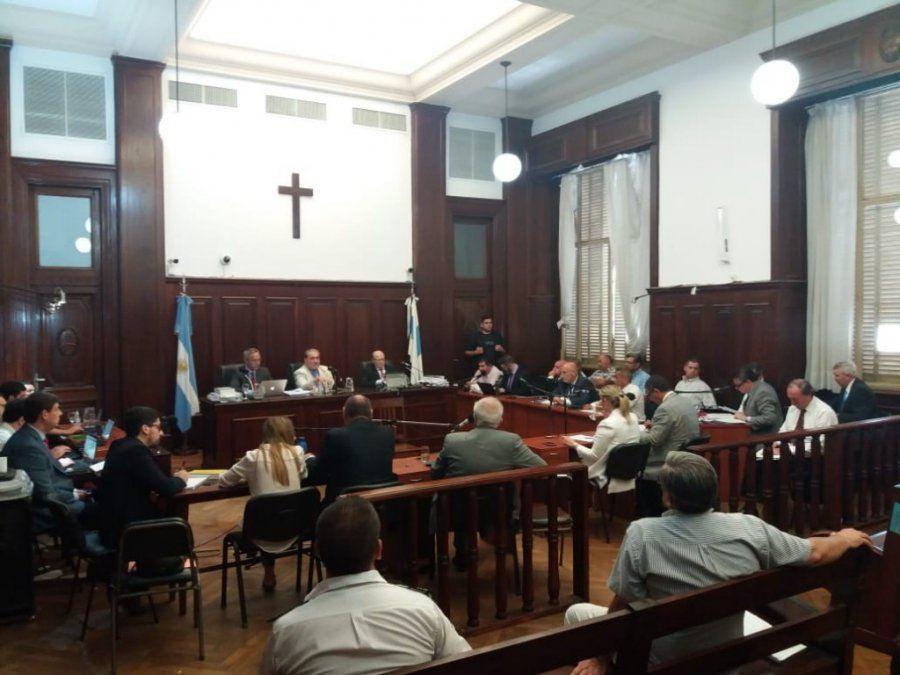 Causa Lebbos: pidieron la absolución del ex comisario Sánchez