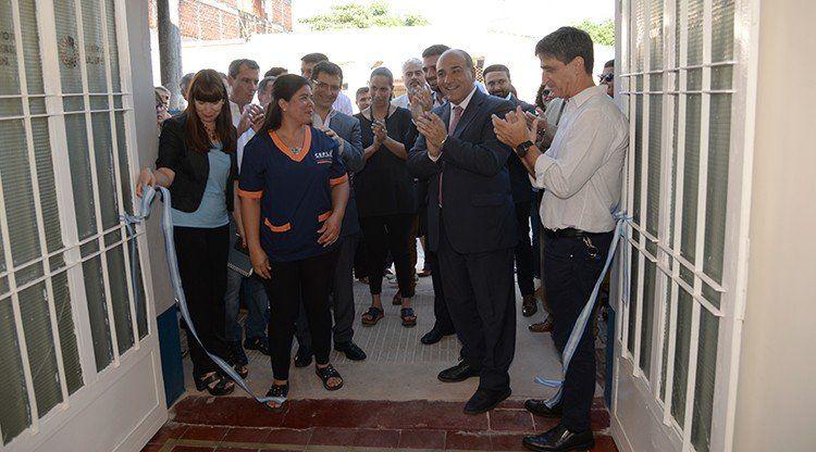 Inauguraron un nuevo Cepla en Villa Luján