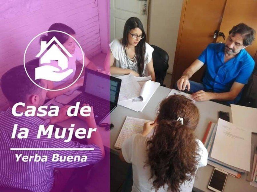 Presentan un proyecto para crear la Casa de la Mujer en Yerba Buena