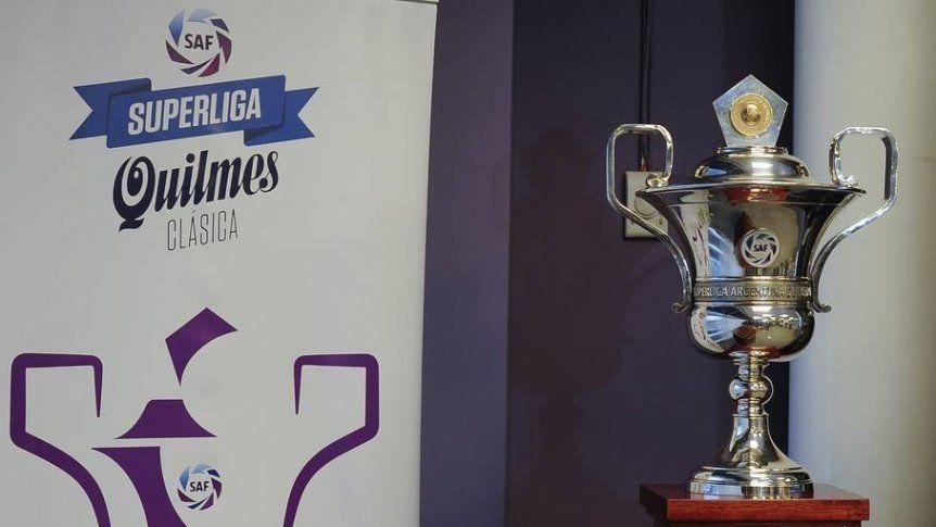 La Superliga anunció el cronograma hasta la fecha 24