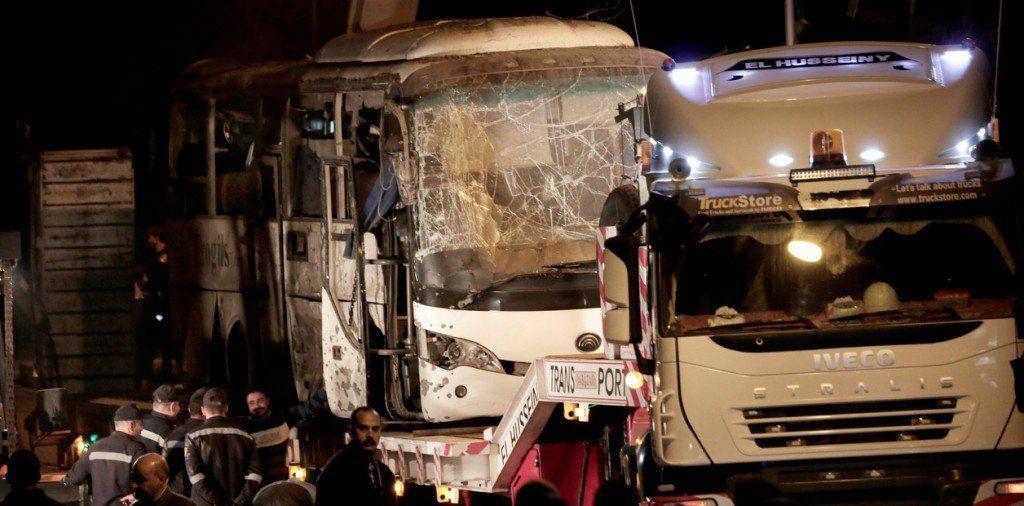 Egipto comunica sobre la muerte de 40 terroristas como respuesta a atentado