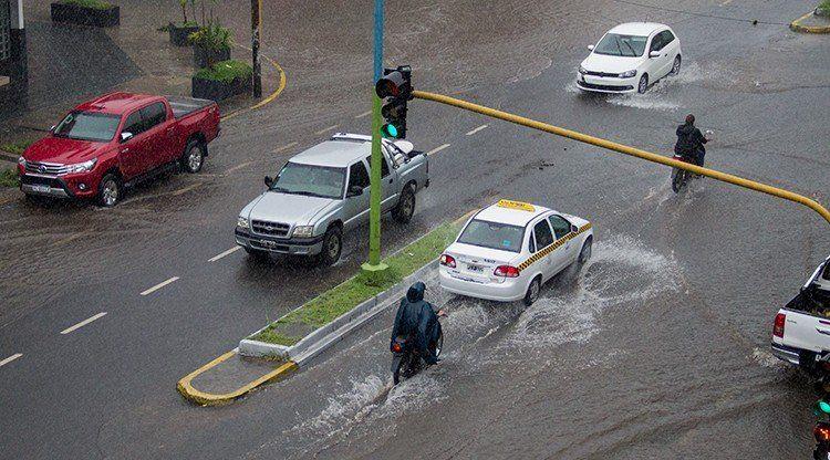 Se registraron tormentas en gran parte de Tucumán