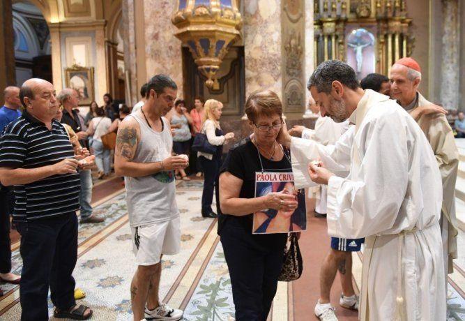 Con una misa y distintos actos, homenajearon a las víctimas de Cromañón