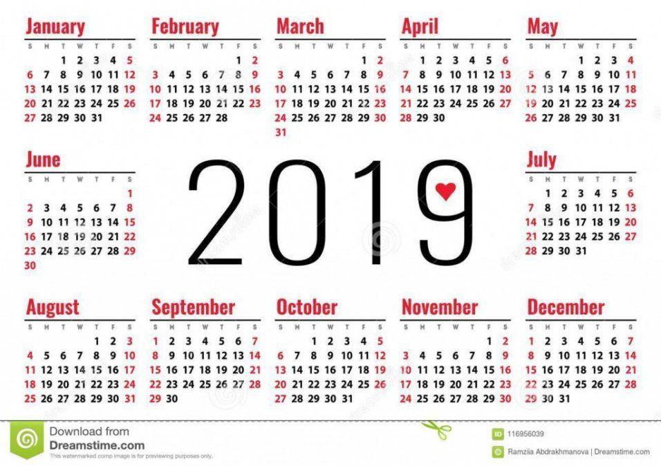 Conocé cuáles serán los feriados durante 2019 y los findes extra largos