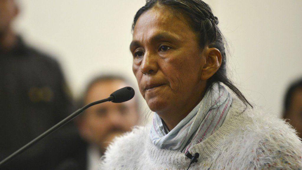 Milagro Sala busca la gobernación de Jujuy