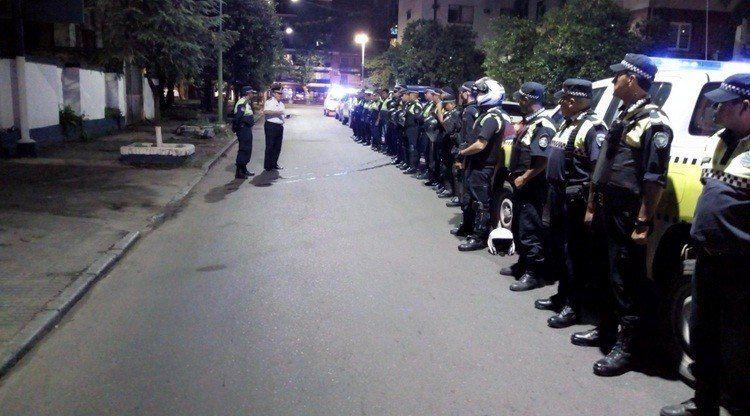 Más de 40 detenidos en los controles de fin de año