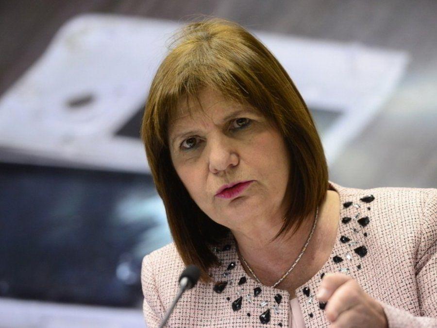 La ministra de Seguridad habló sobre la compra de pistolas Taser