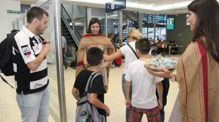 Destacan la alta ocupación en los vuelos entre Mar del Plata y Tucumán