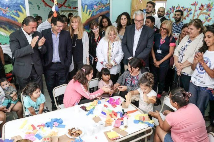 Implementan en Los Chañaritos el programa Tucumán Crece con Vos
